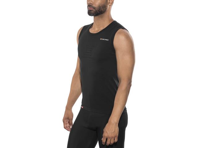 X-Bionic Speed Running Sleeveless Shirt Men Black/Pearl Grey
